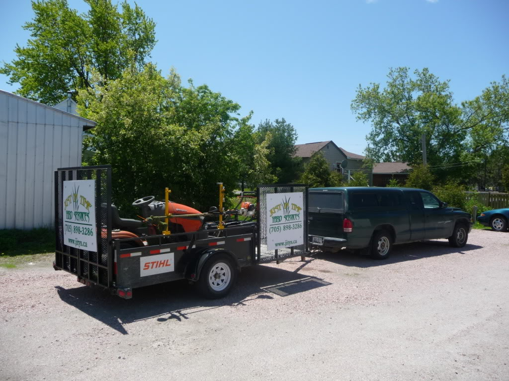 landscaping chapter marketing ideas for landscaping business lawn care trailer setup