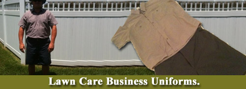 Lawn Care Business Uniform