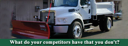 Lawn care business competitors