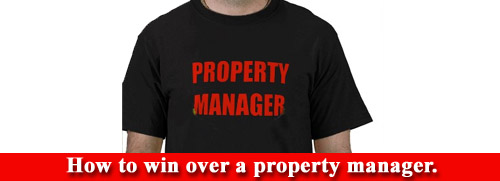 Lawn care property manager
