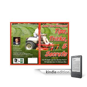lawn care business tips kindle edition