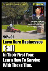 Commercial Lawn Care Business Customers