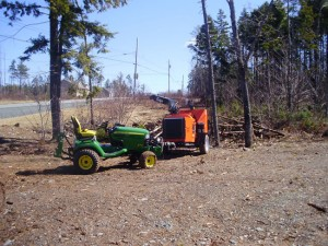 Wood Chipper Services