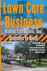 Lawn Care Business Bidding Book