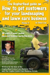 How To Get Lawn Care Customers Book