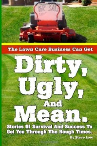Lawn Care Business Book
