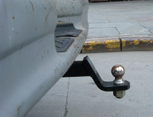 Trailer Hitch Receiver Law