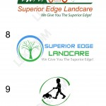 Lawn care business logo designs #3.
