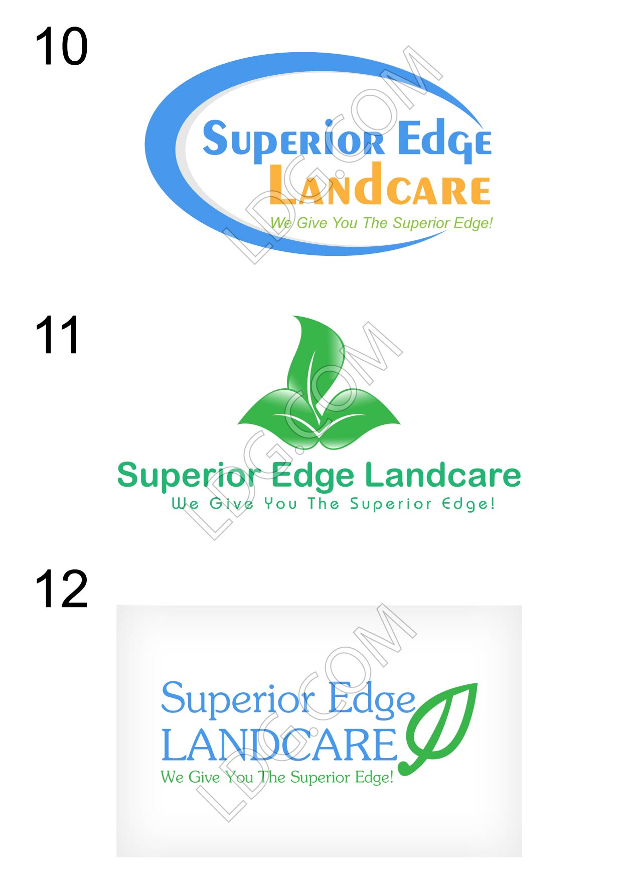 peter blog printable landscaping estimate forms lawn care business logo