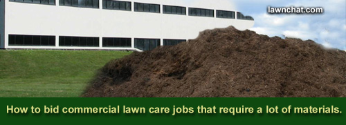 Commercial Lawn Care Bidding
