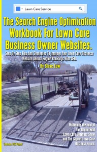 Lawn Care Business SEO Book.