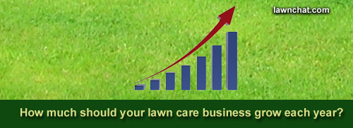 Lawn Care Company Growth Rate