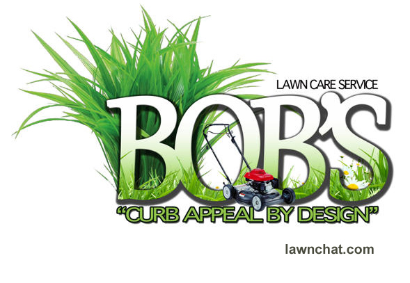 what makes a good lawn care business logo lawn care business