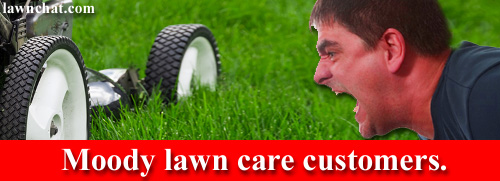 Moody Lawn Care Customers.