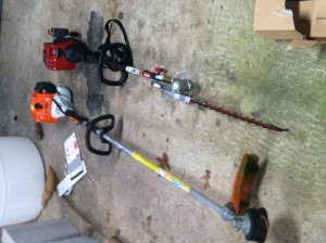 Hedge trimming bid tools